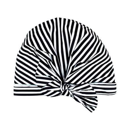Luxe Shower Cap - Striped