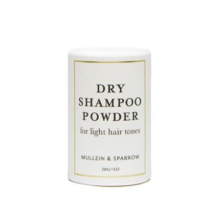 Dry Shampoo Powder - Light Hair