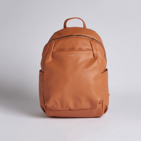 Ashton Backpack - Caramel