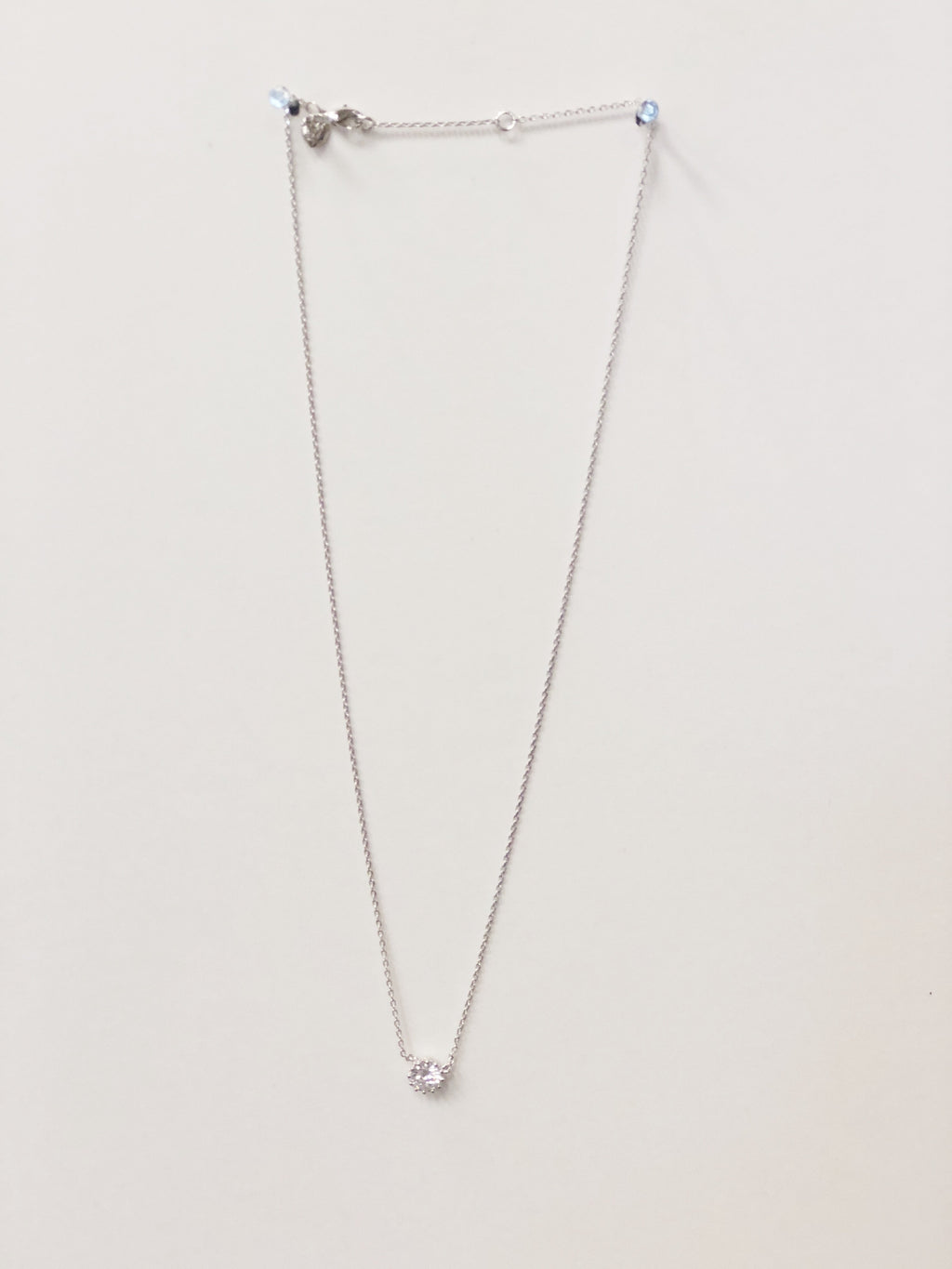Poised & Polished Necklace - Silver