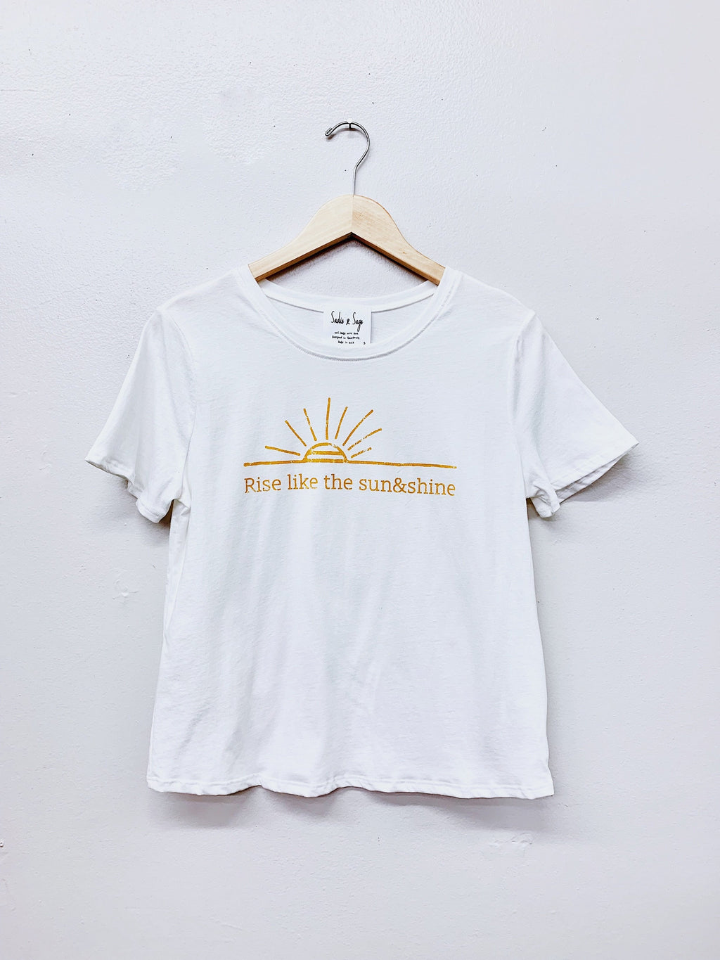 The Sunshine Tee