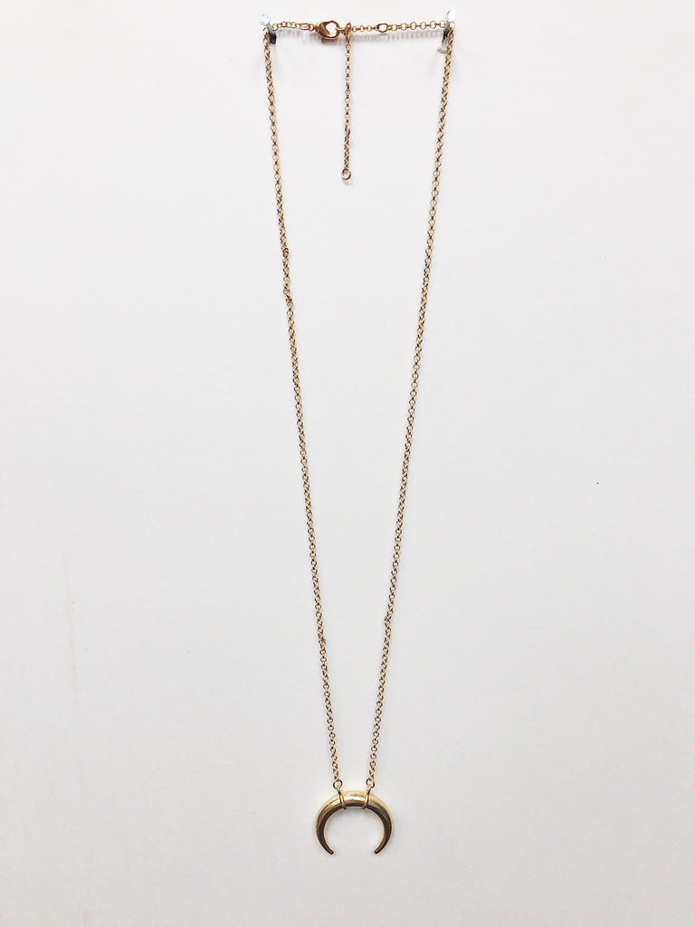 With It Necklace - Gold