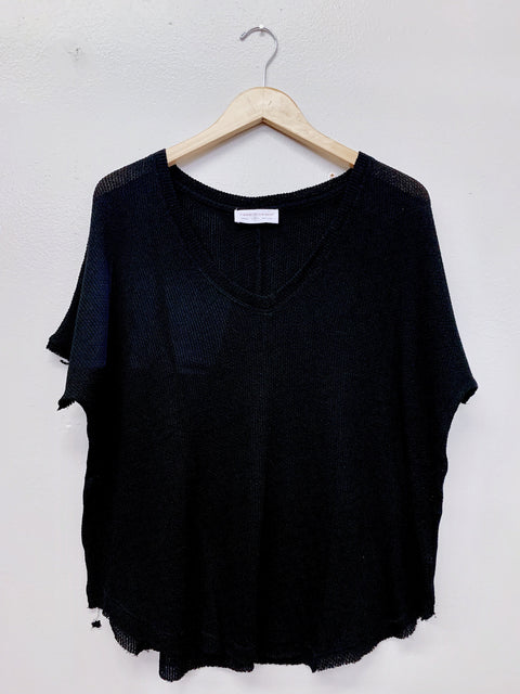 Freedom Place Top - Black