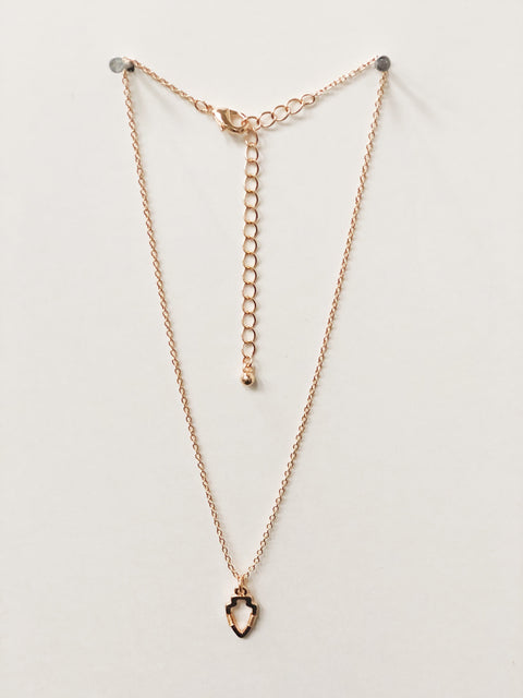 Arching My Arrow - Rose Gold
