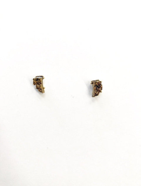 Brazing Brown Stud
