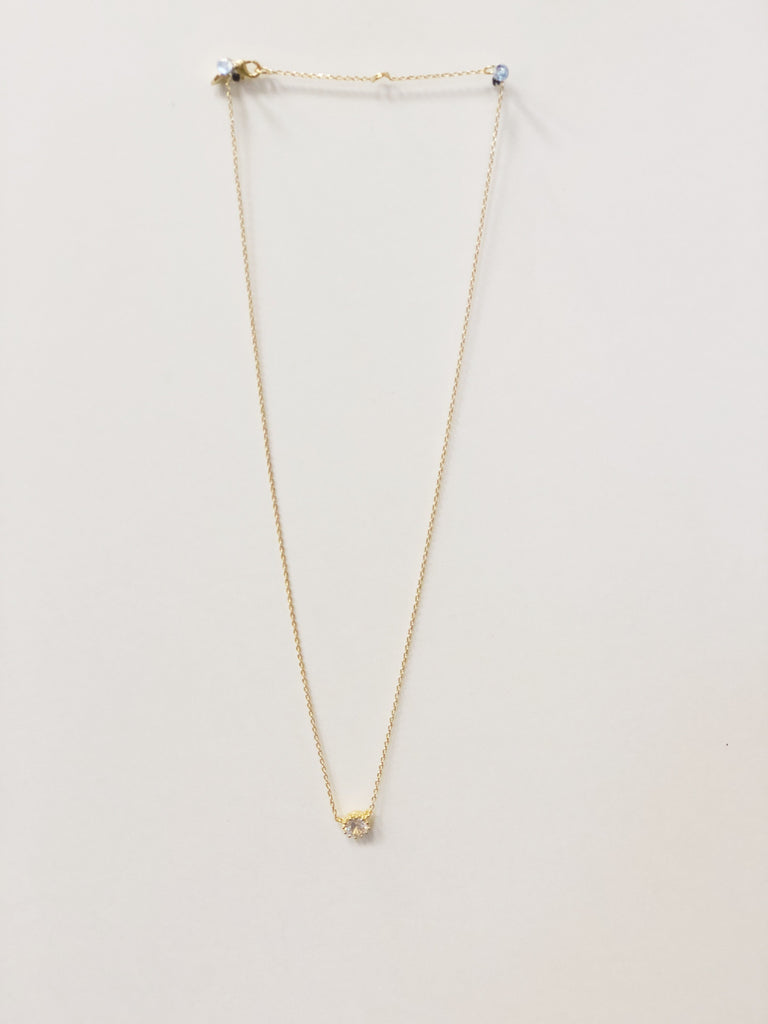 Poised & Polished Necklace - Gold