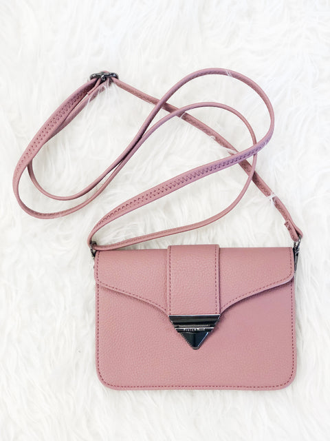 Jacqueline Pouch - Dusty Rose