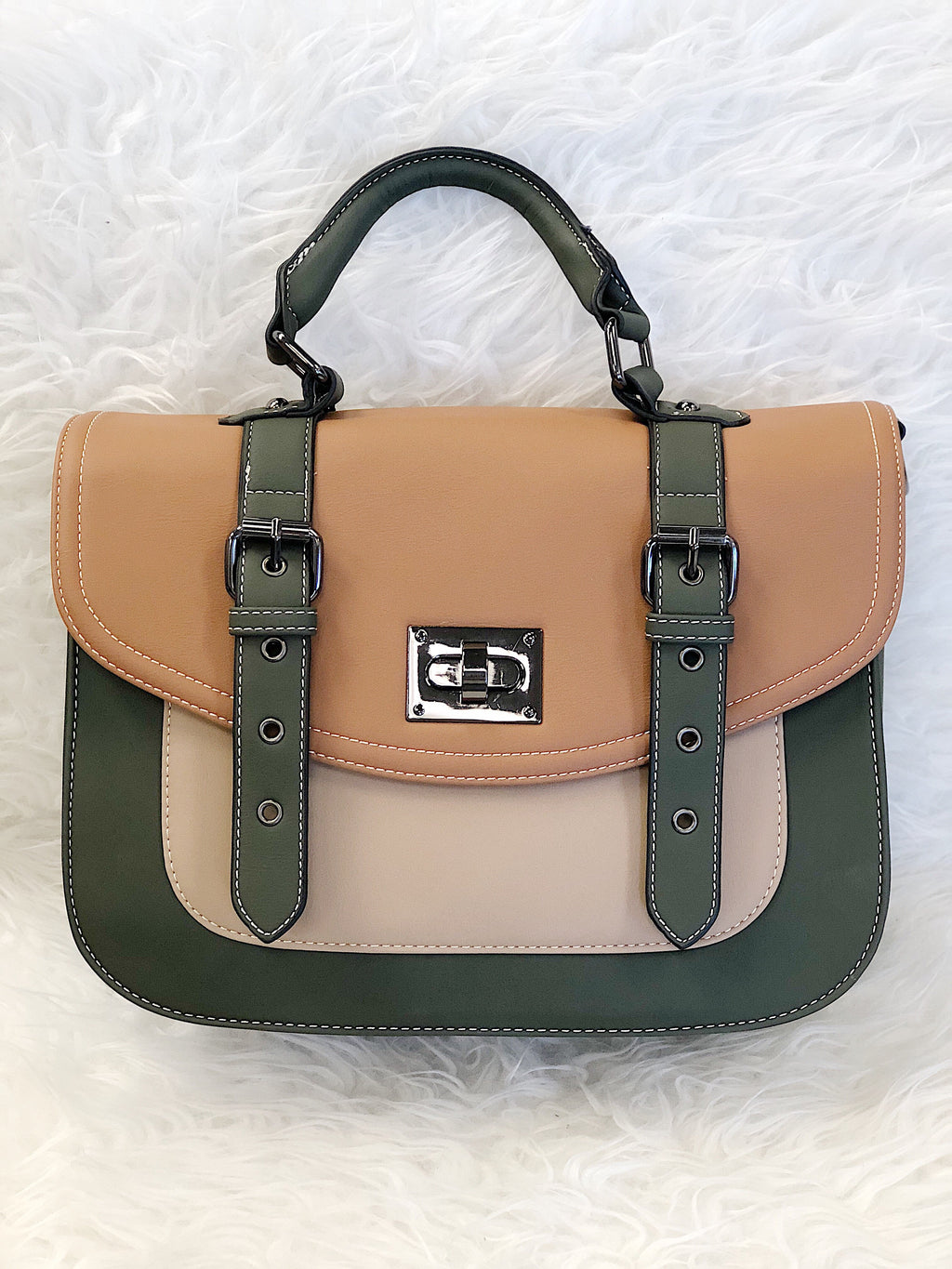 Steph Bag - Olive Green