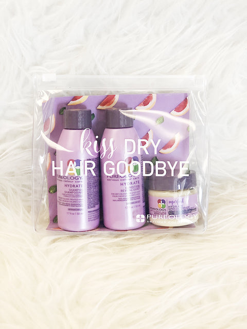 Pureology-Hyrdate Travel Kit