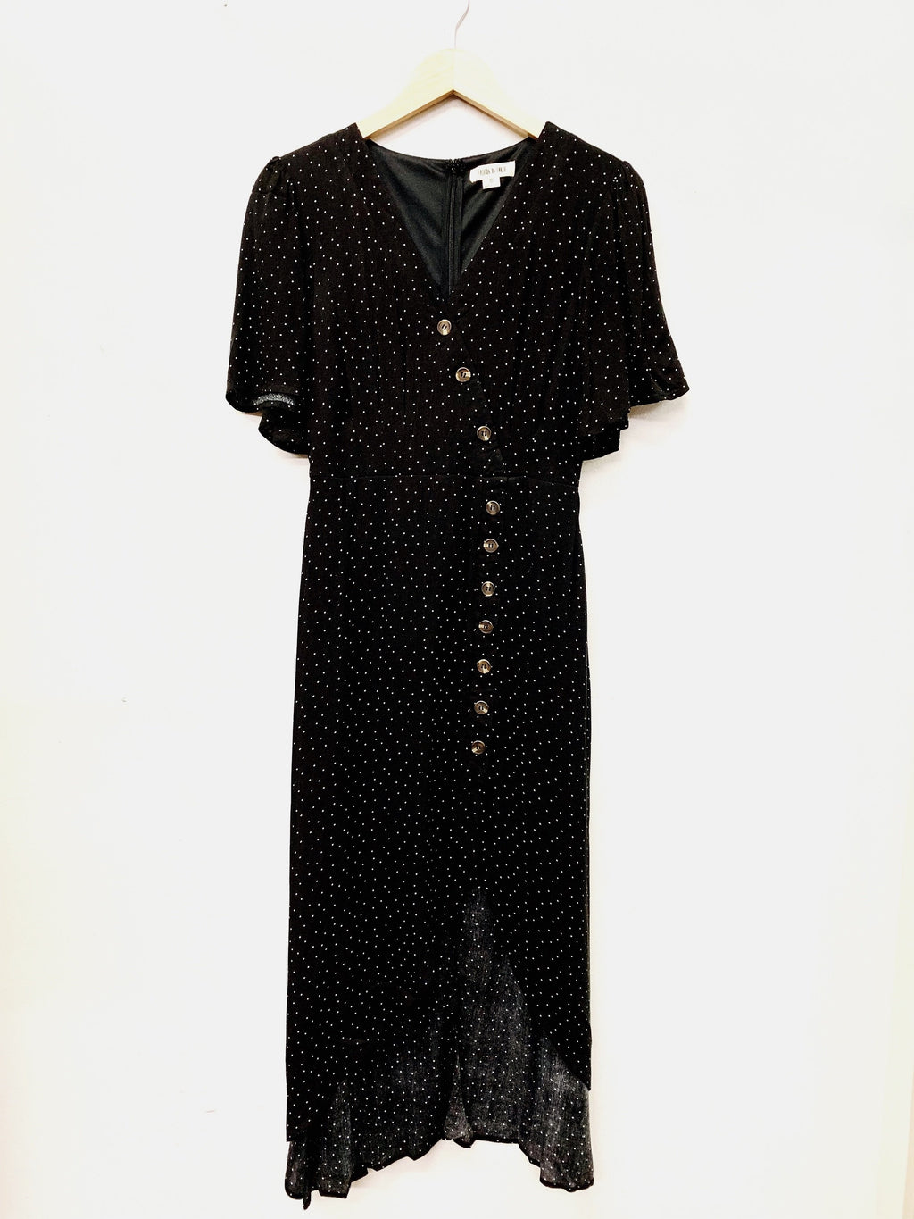 Goodness Coming Dress - Black