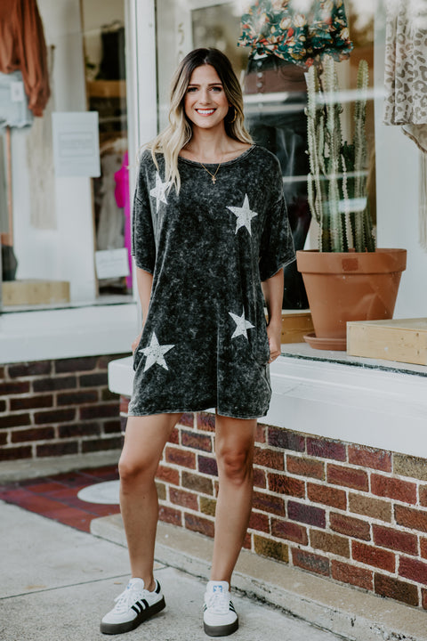 Aim To Please Tunic Dress