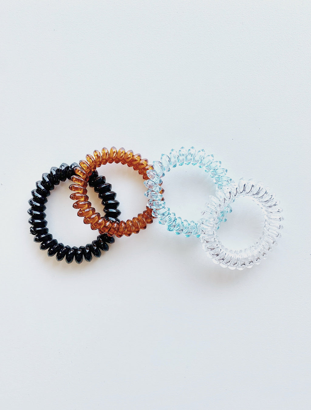 Spiral Ponytail Holder