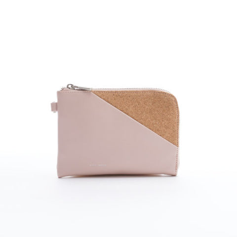Stacy Wristlet – Muted Rose