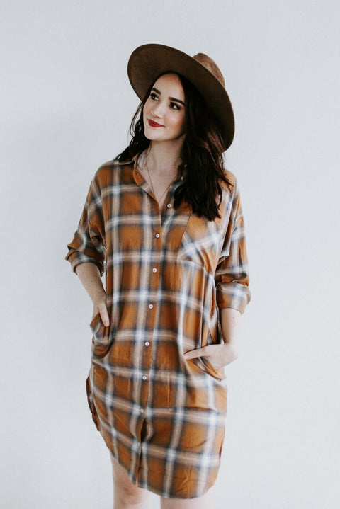 The One I Love Tunic Dress