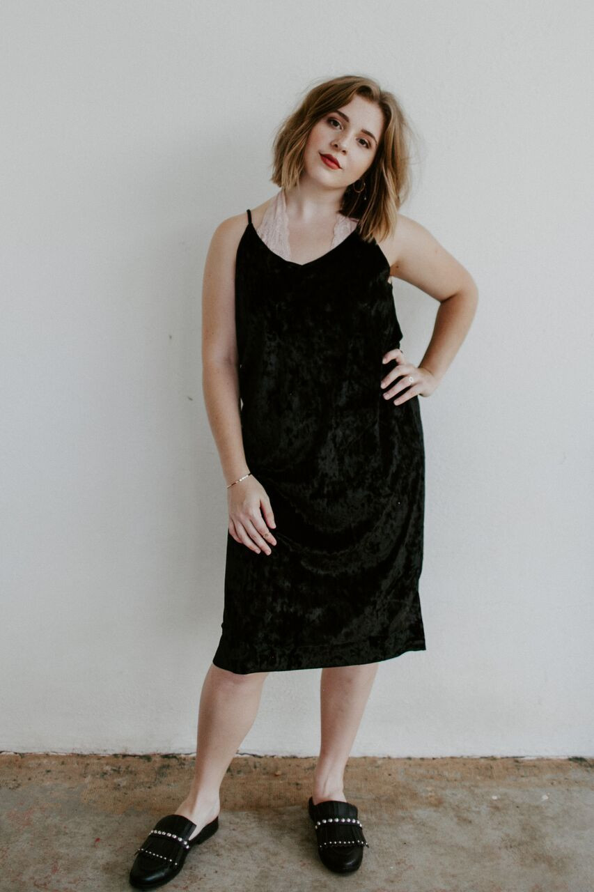 Nothing Gone Wrong Dress - Black