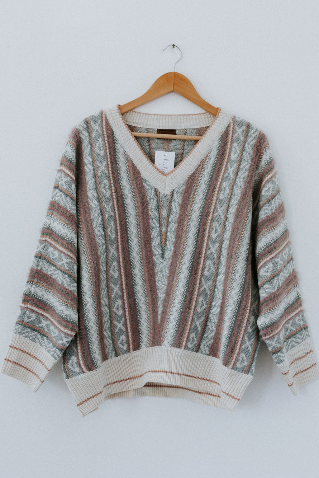 Call It Vintage Sweater