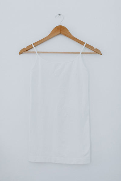 Dream Cami // White
