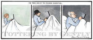 The three ages of the Facebook generation... (CL931)