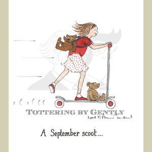 The Tottering Year : A September Scoot... (S259J)