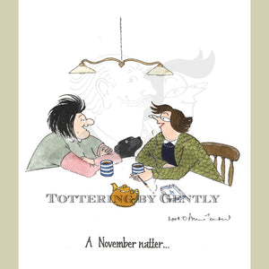 The Tottering Year : A November natter... (S259L)