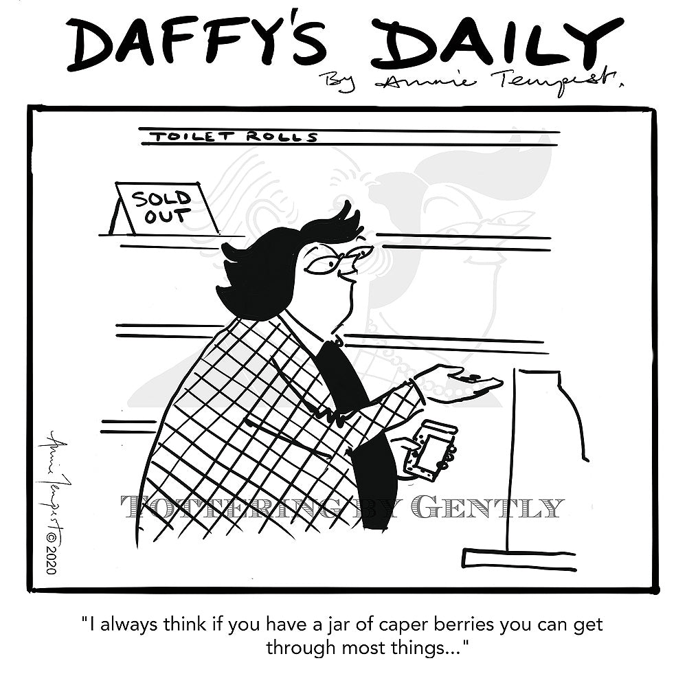 Daffy's Daily - Caper berries (DD01)
