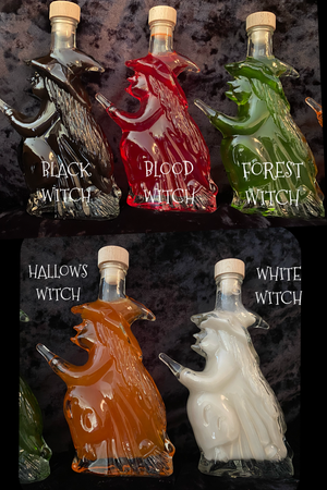 Hexwitch Glass Hexwash Large 200ml (5 Choices Available)