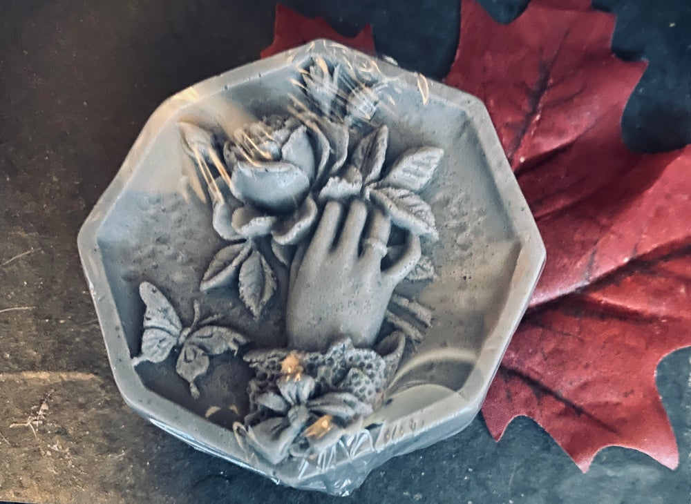 Victorian Mourning Hand Soap (3 Choices Available)
