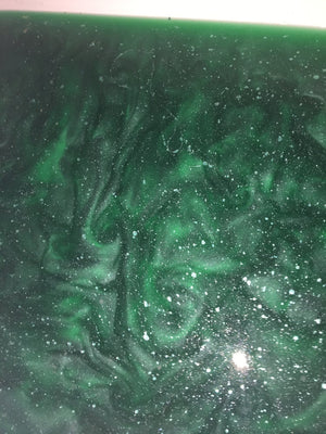 Rebirth Luxury Metallic Emerald Bath Bomb
