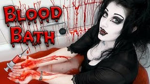 Bathory Blood Bath Bomb