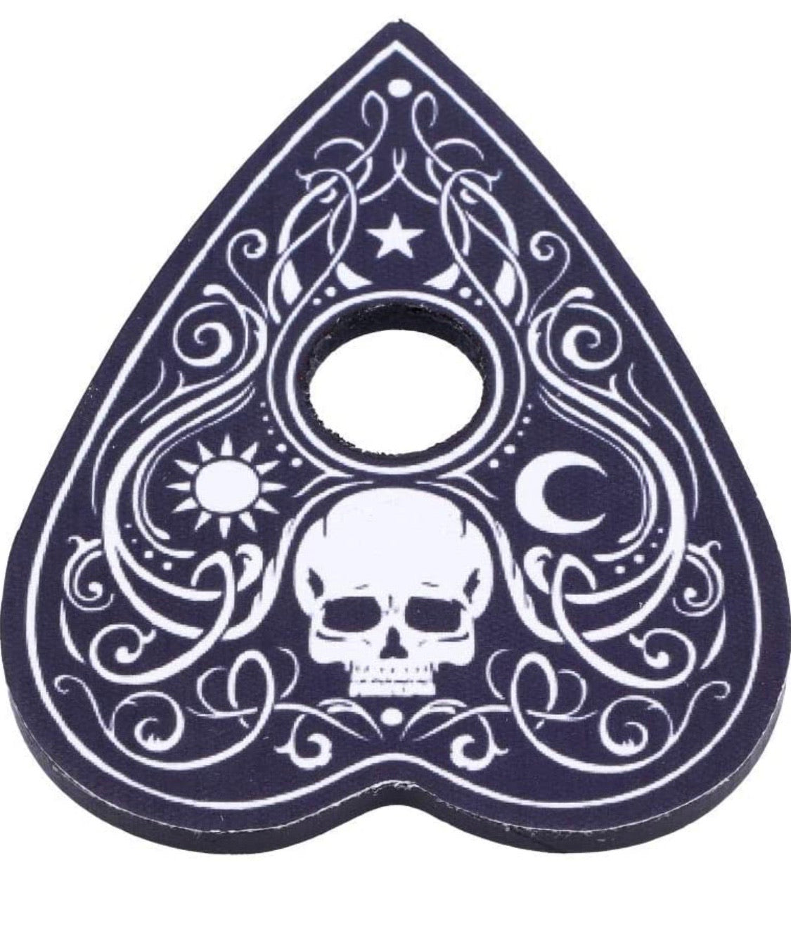 All Hallows' spirit board