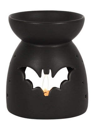 Gothic cauldron wax burner (3 designs)