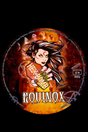 Equinox autumn hexbomb