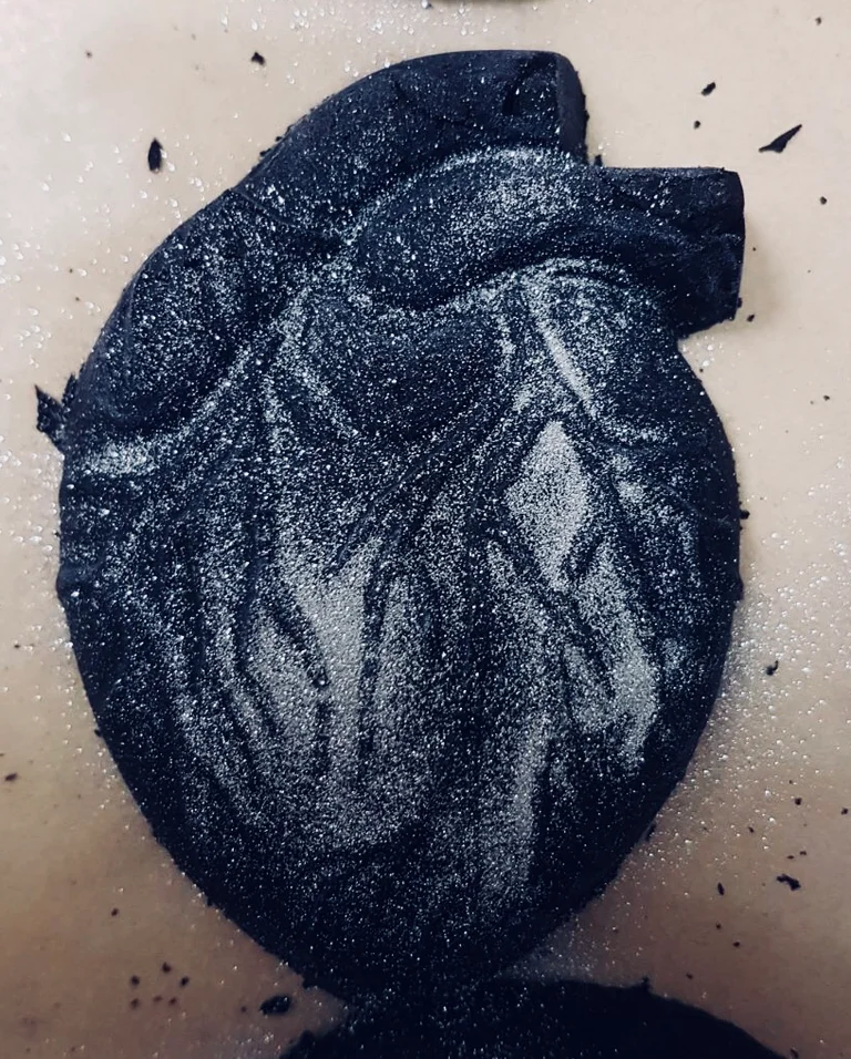 Anatomical Hexxed Hearts Bubble Bar (6 Choices Available)