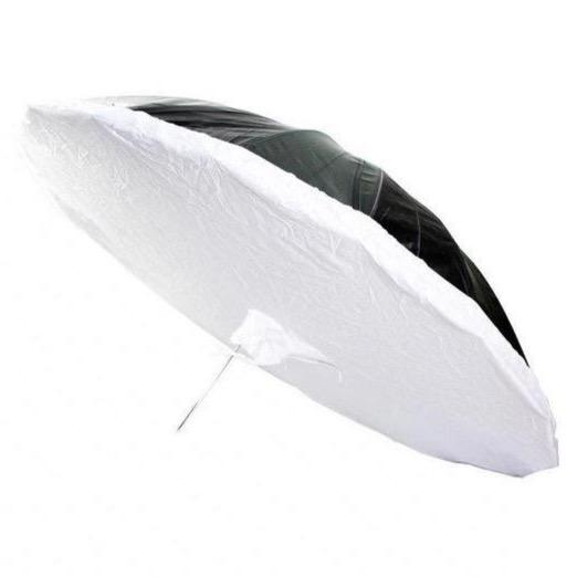 Sombrinha Softbox White Bounce 100cm Greika RUS100