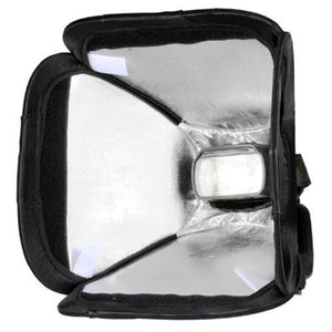 Mini Softbox p/ Flash Speedlite 23x23cm Greika PK-EFS23