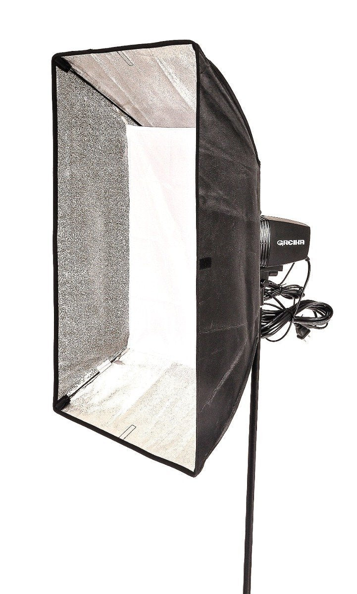 Softbox p/ Flash K150 45x45cm Greika