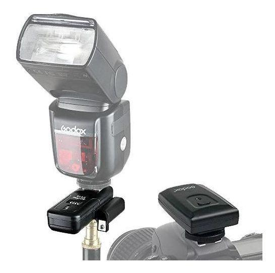 Radio Flash 16 Canais Greika CT-16 Godox