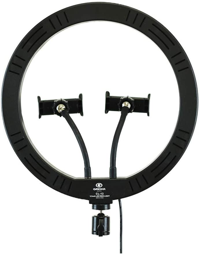 Ring Light 12 Polegadas Greika CL-12