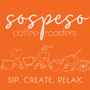 Sospeso Coffee Roasters Gift Card
