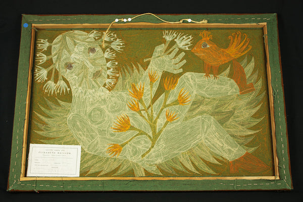 "Elisabeth Baillon ""Nymphe"" Tapestry. Original copy, from 1969"