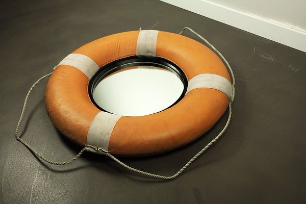 Striking lifebuoy, circa 1970
