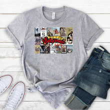 Load image into Gallery viewer, Bollywood Live Poster Tee