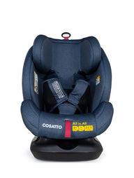 All in All Group 0+123 Car Seat Bali (5PP)