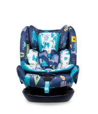 All in All + Group 0+123 Car Seat Dragon Kingdom