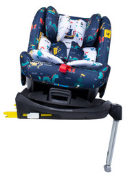 All in All Rotate Group 0+123 Car Seat Sea Monsters
