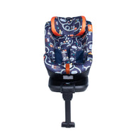 RAC Come and Go I-Rotate I-Size Car seat Road Map