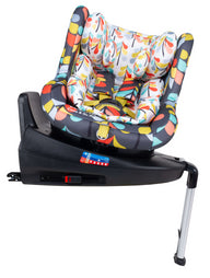 Come and Go Rotate Group 0+1 Car Seat Nordik