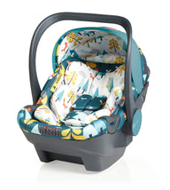 CT3656 Dock I-Size Group 0+ Car Seat Fox Tale