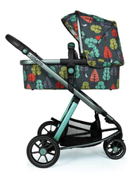 Giggle 3 Car Seat Bundle Hare Wood