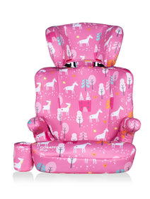 Ninja Group 2 3 Car Seat Unicorn Pink
